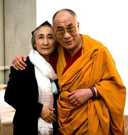 """这位一直想成为""""维吾尔族的达赖""""的女人"""